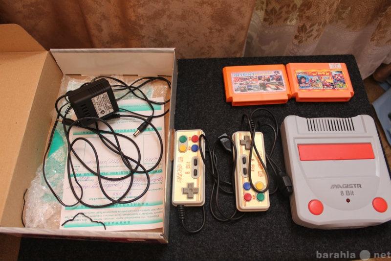 Продам Экшн 90-х 8 бит игровая приставка
