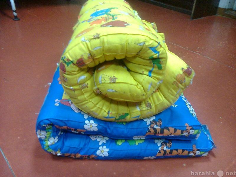 Продам Комплекты детские(матрасы,подушки,одеяла