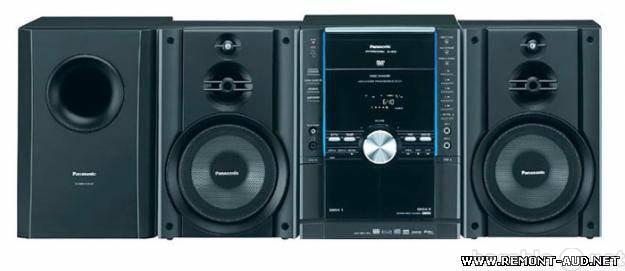 Продам Музыкальный центр Panasonic SA-VK660
