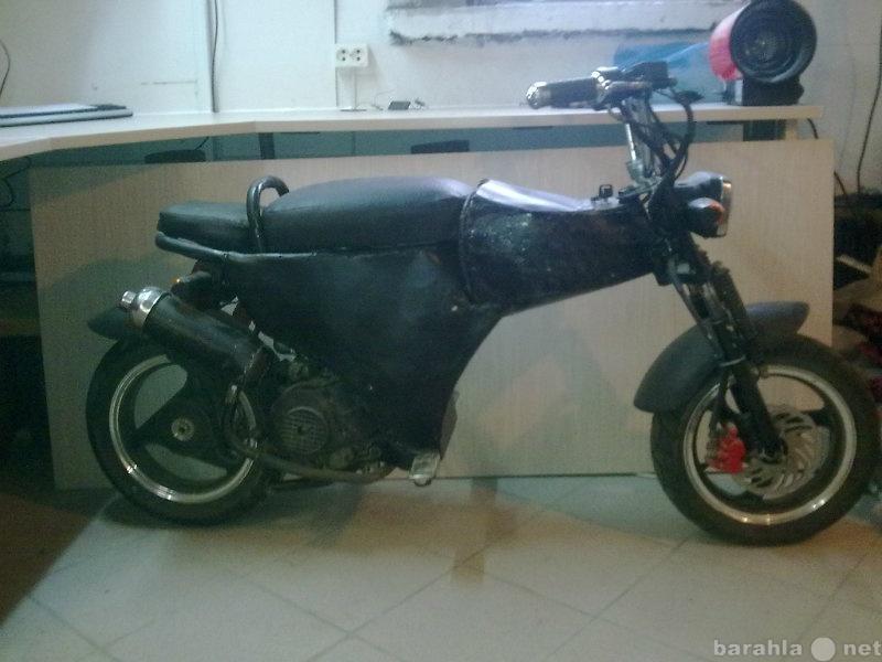 Продам: Скутер самоделка 90куб.