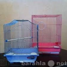 Продам Клетки для попугаев и других птиц.НОВЫЕ.