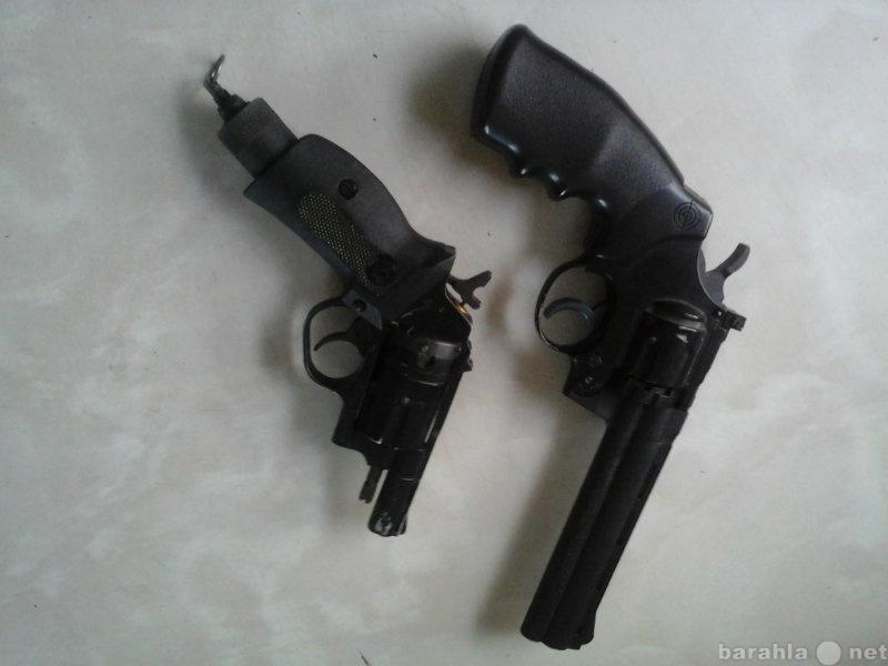 """Продам Револьвер """"КРОСМАН 357-6"""""""