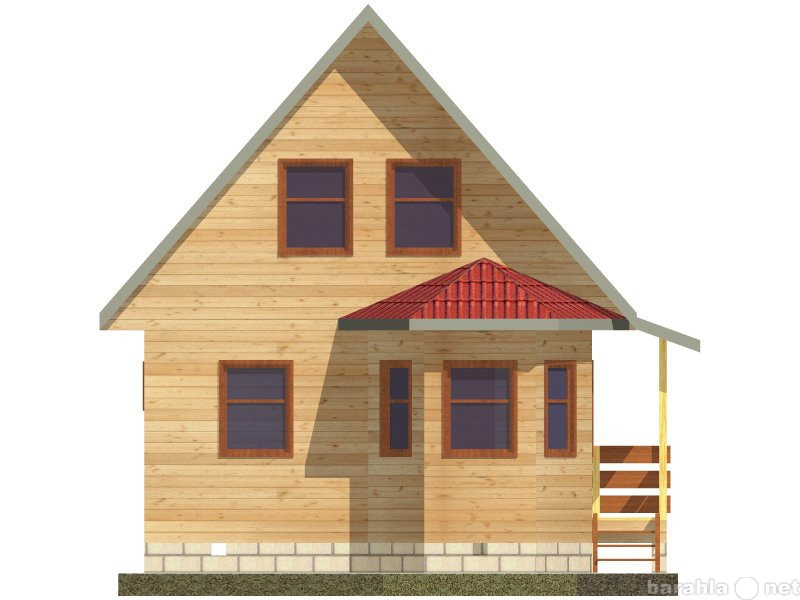 Продам Дом из бруса 6х7