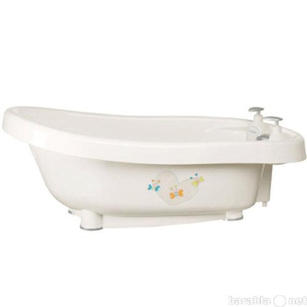 Продам Ванночка для купания Bebe jou+ горка