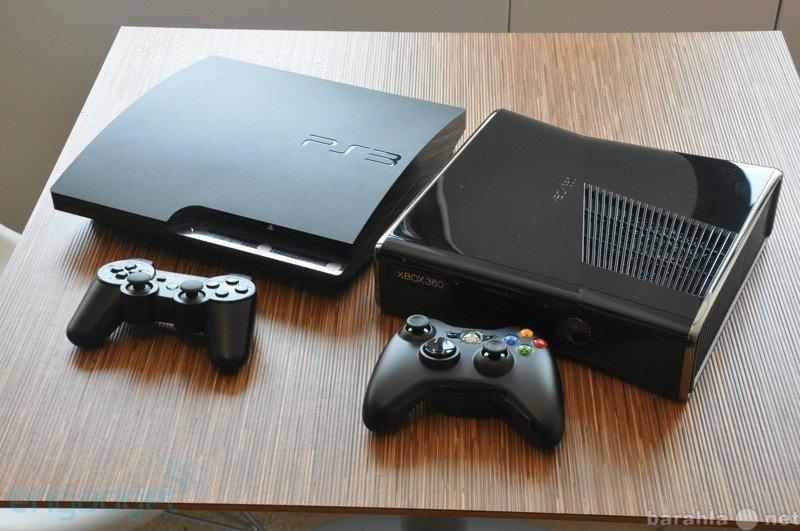 Продам PlayStation 3, Xbox 360 на сутки