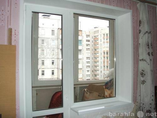 Продам: Пластиковые окна. Остекление, отделка