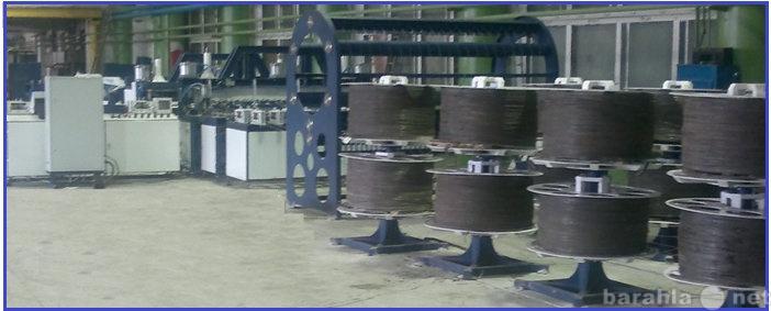 Продам линия сварки сеток из бухт