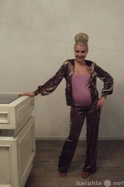 Продам одежду для беременных - брючный костюм