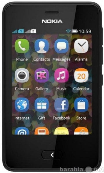 Продам мобильный телефон Nokia Asha 501