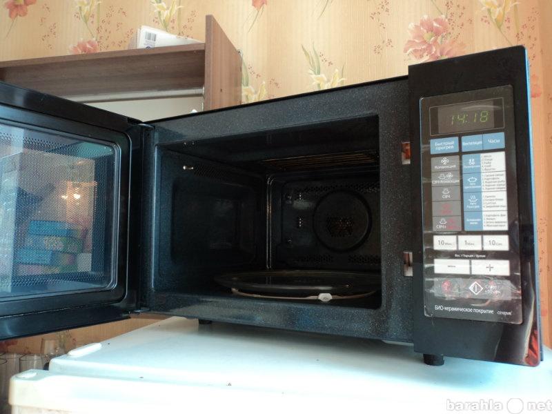 Продам: микроволновую печь