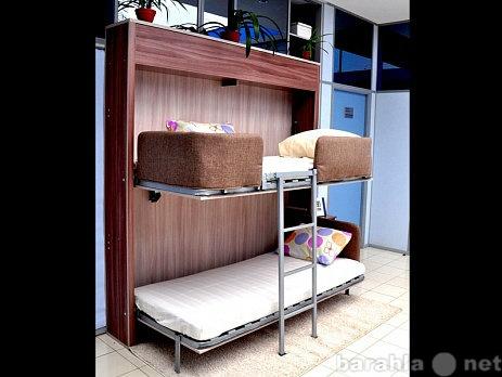 Продам Шкаф – двух ярусная кровать