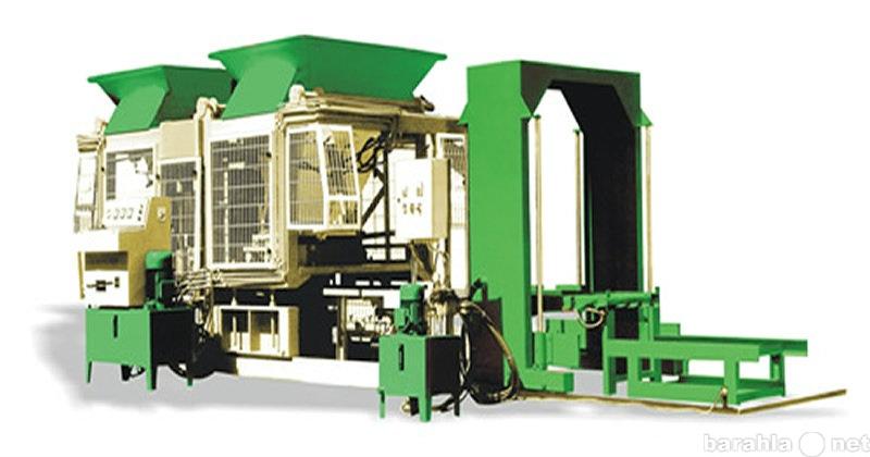 Продам оборудование для производства шлакблоков