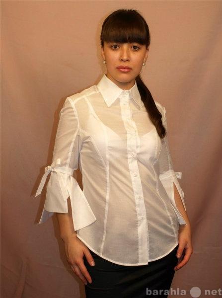 Продам Новые белые блузки из батиста