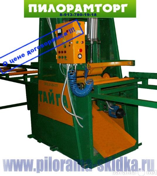 Продам Многопильный рамный станок «Тайга СМР-1»