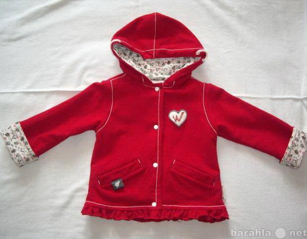 Продам: Куртка х/б «Wojcik» размер 80-86