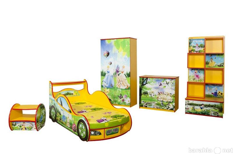 Продам: Кровать машинка из серии детских