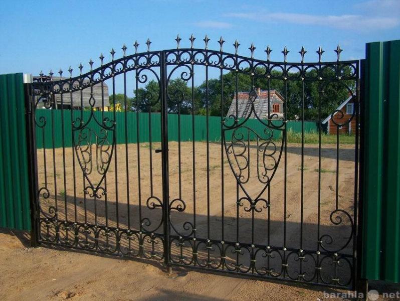 Продам Ворота решетки перила лесницы заборы