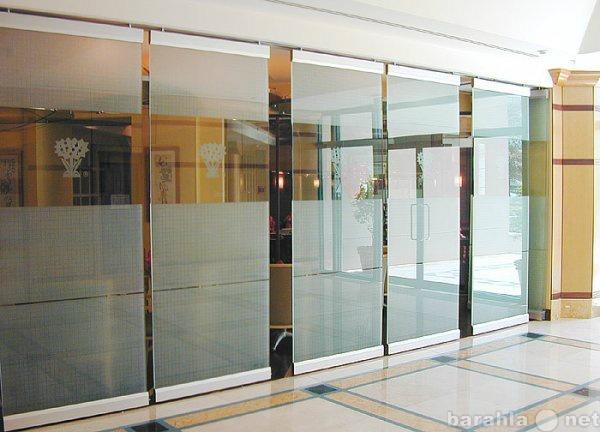 Продам Цельностеклянные витрины, перегородки