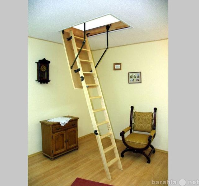 Продам Чердачная лестница OMAN Standard - Бук,