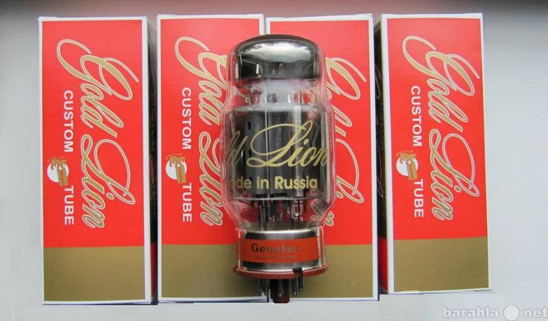 Продам: Радиолампы KT88 Genalex Gold Lion