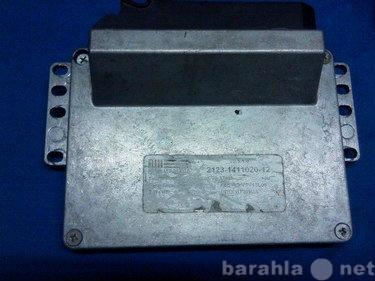 Продам Мозги ЭБУ контроллер 2123-1411020-12