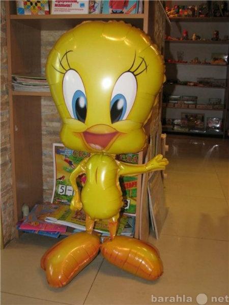Продам шары фольгированные ходячие