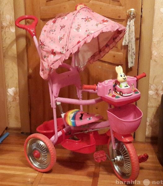 Продам: Велосипед детский 3- х колесный