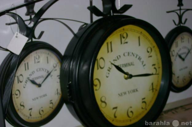 Продам: Часы д/дома и улицы двухсторонние
