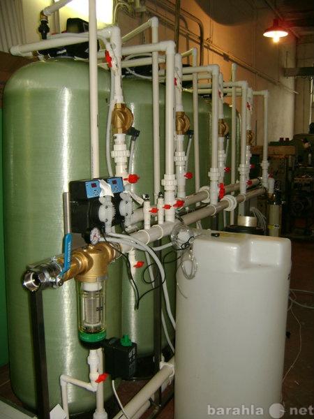 Продам Системы водоподготовки