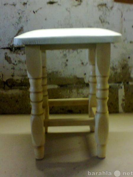Продам: Табуреты, стулья, столы на дерев. и хром