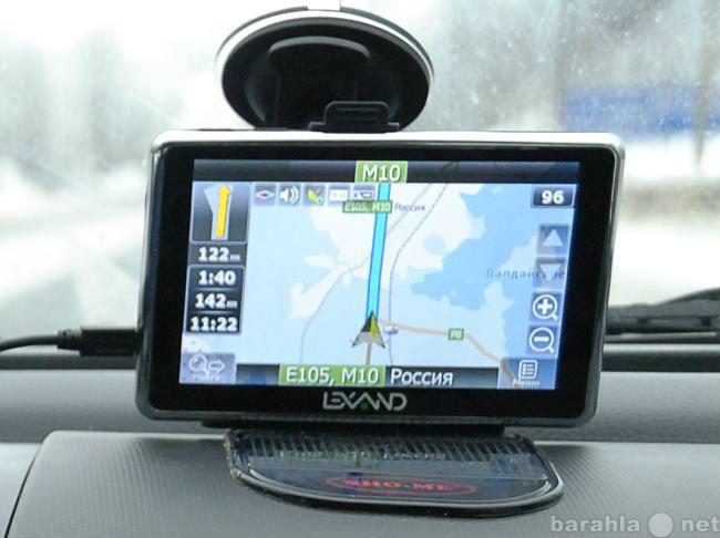 "Продам 5"" GPS Навигатор + Видеорегистратор"