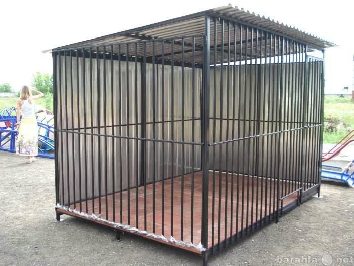 Продам: Вольеры для животных и птиц на заказ
