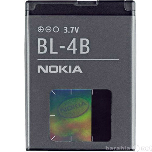 Продам Аккумулятор BL-4B Nokia