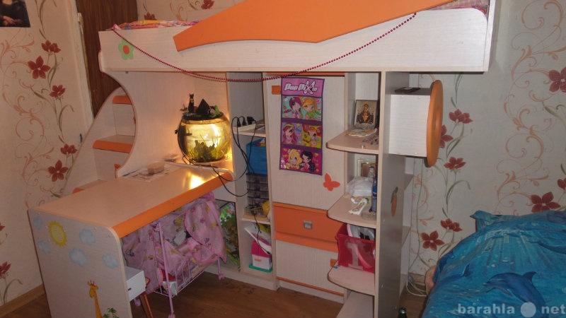 Продам: Мебель в детскую комнату