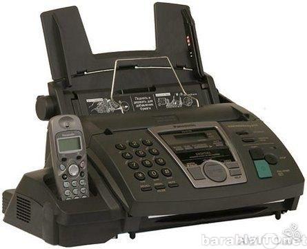 Продам Факс- телефон Panasonic KX - FC 195