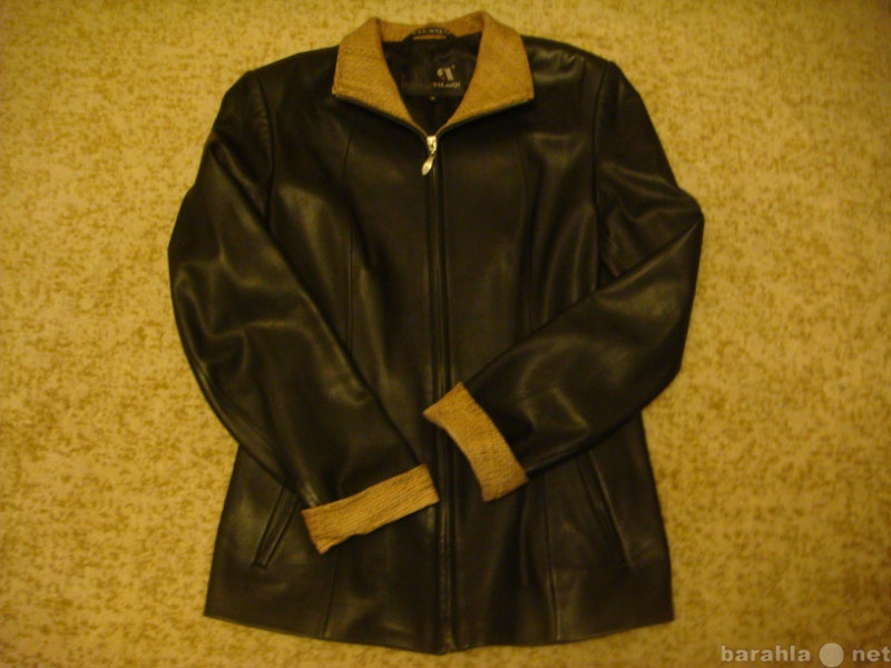 Продам: Кожаная куртка. Турция.