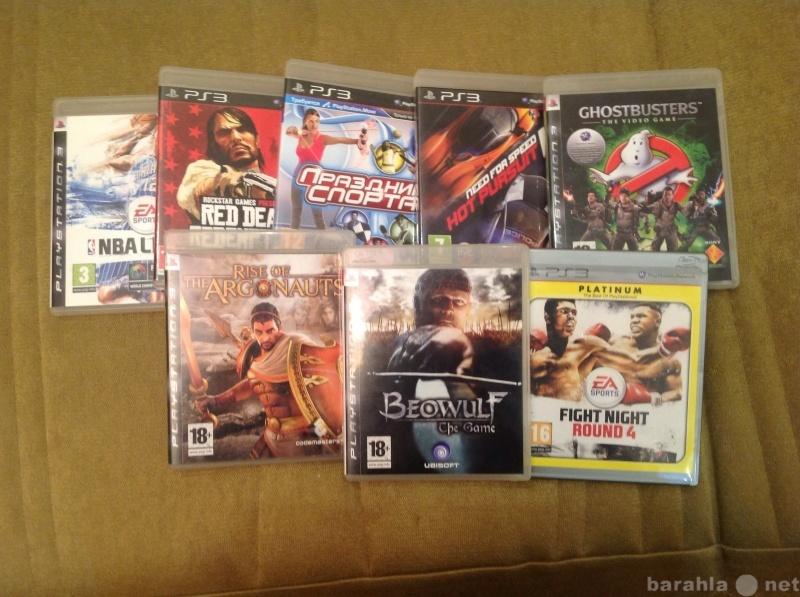 Продам Игры для приставки ps3