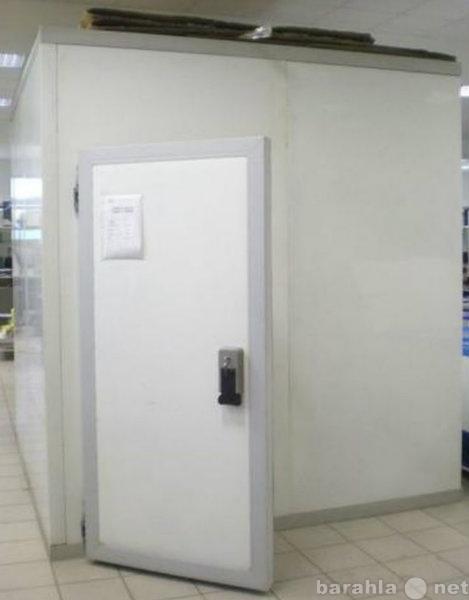 Продам: Камеры морозильные сборные б/у Самара не
