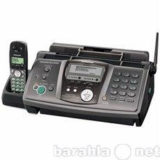 Продам Факс Panasonic KX FC-233