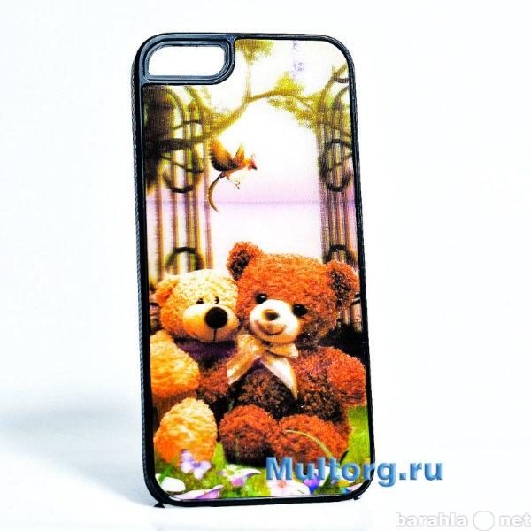 Продам Накладка с 3D эффектом для iPhone 5/5S