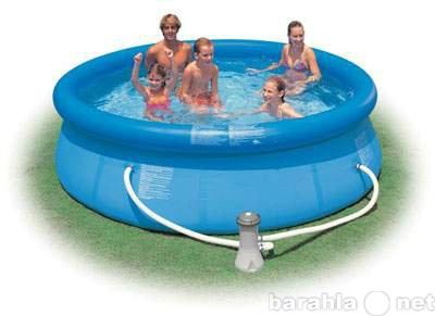 Продам Надувной бассейн Intex. Новый в упаковке