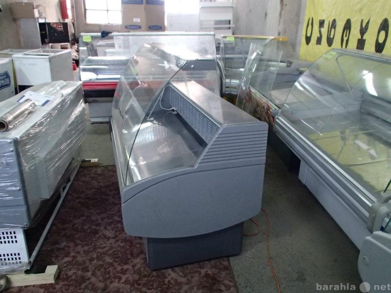 Куплю Холодильные витрины, шкафы, лари бу
