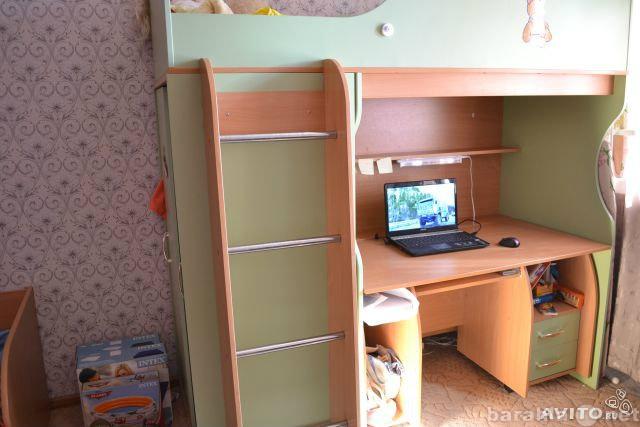 Продам Детская мебель Мишутка