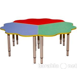 Продам Стол детский Ромашка 3-секции