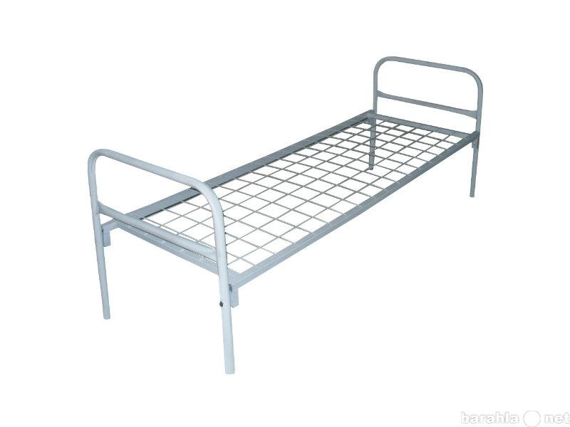 Продам: Металлическая  кровать эконом класса