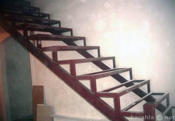 Продам изготовление лестниц из металла
