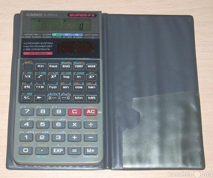 Продам: Финансовый калькулятор Casio FX-992vb