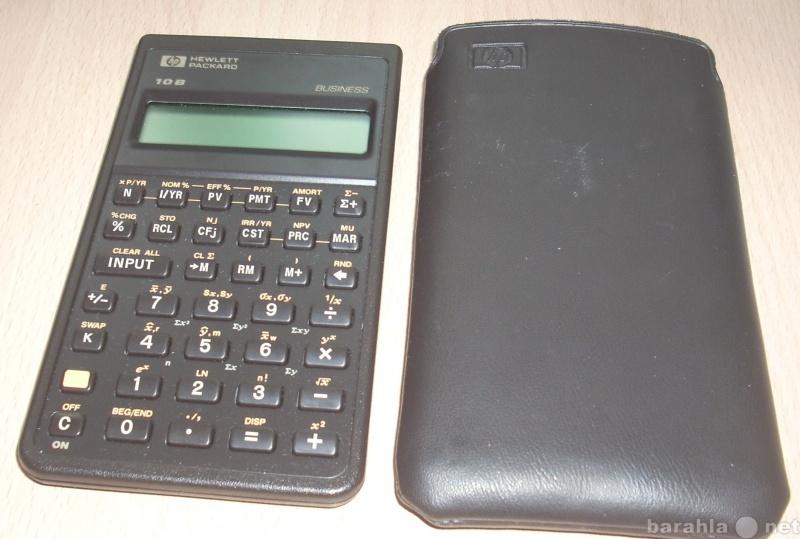 Продам Калькулятор финансовый HP новый