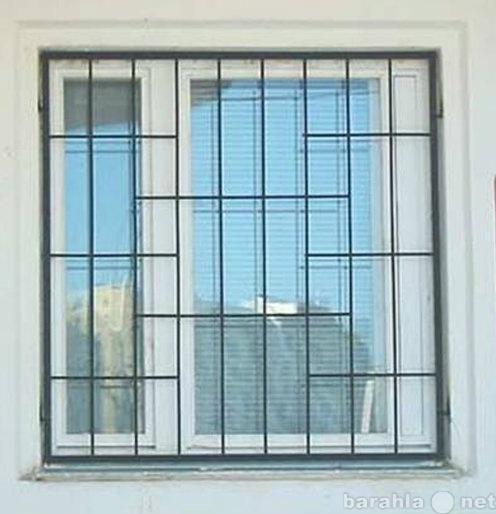 Продам Изготовление и монтаж  решеток на окна