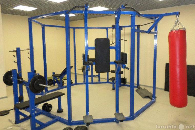 Продам изготовление спортивного оборудования